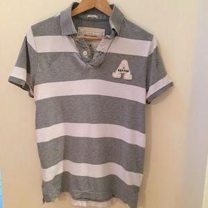 Abercrombie & Fitch Polo Size Medium